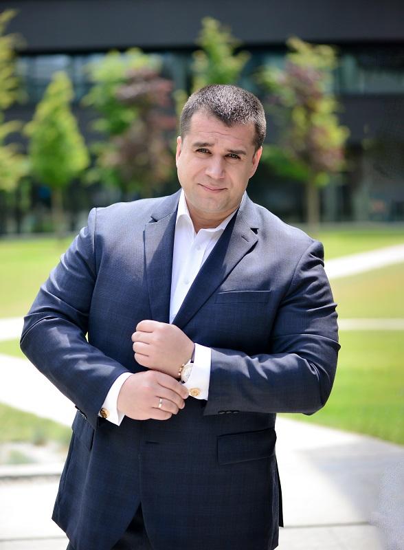 Michał Sidor, Prezes Zarządu Schrack Seconet Polska