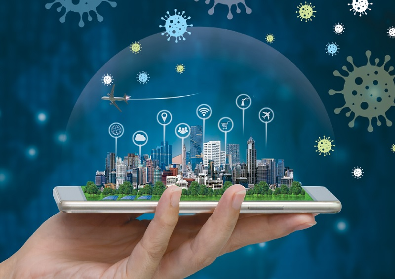 Smart city w dobie koronawirusa | a&s Polska
