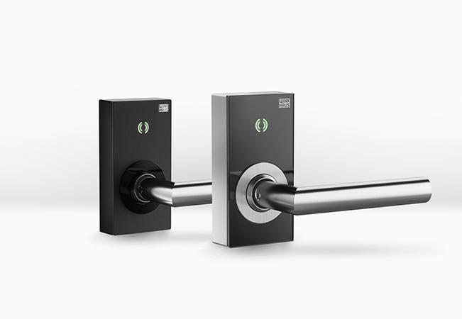 Elektroniczna klamka do drzwi wewnętrznych Winkhaus ETB-IM